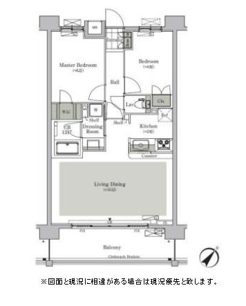 パークキューブ西ヶ原ステージ804号室