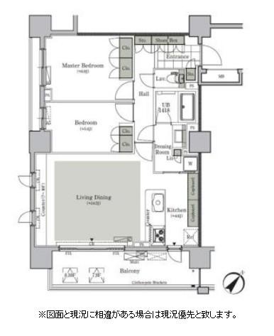 パークキューブ西ヶ原ステージ913号室