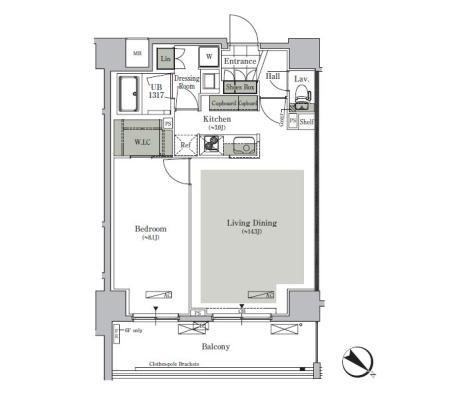 パークキューブ西ヶ原ステージ916号室