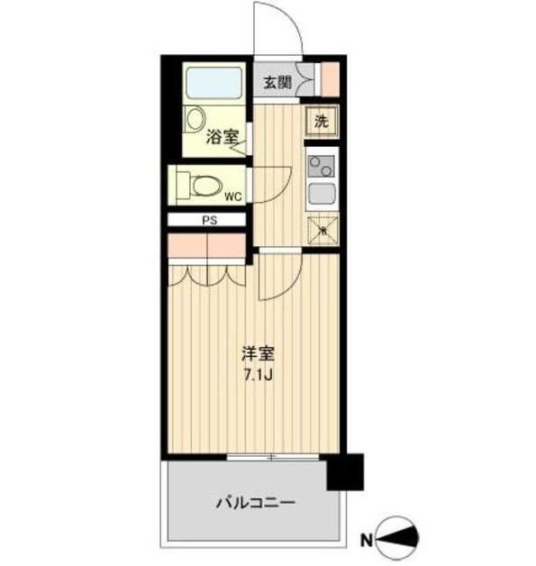 ラクアスレジデンス東新宿904号室