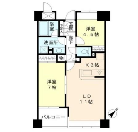 エーデルブルク307号室