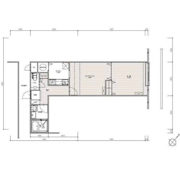 NBF芝公園ビル インターレジデンス1206号室