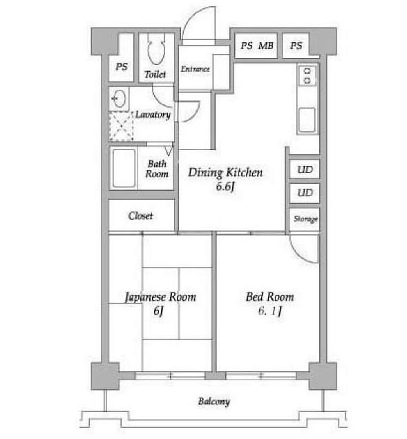 ソフトタウン代々木306号室