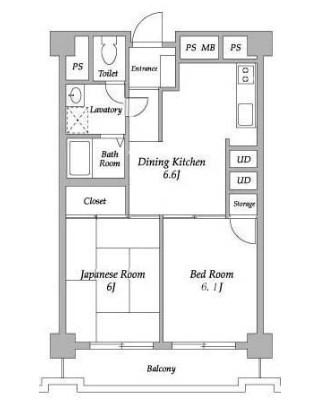 ソフトタウン代々木307号室