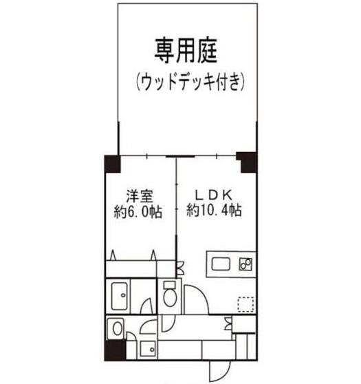 ヒューリックレジデンス参宮橋105号室