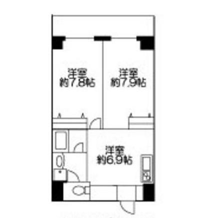 ヒューリックレジデンス参宮橋201号室