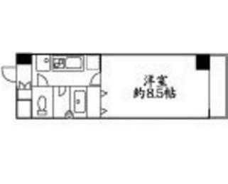 ヒューリックレジデンス参宮橋504号室