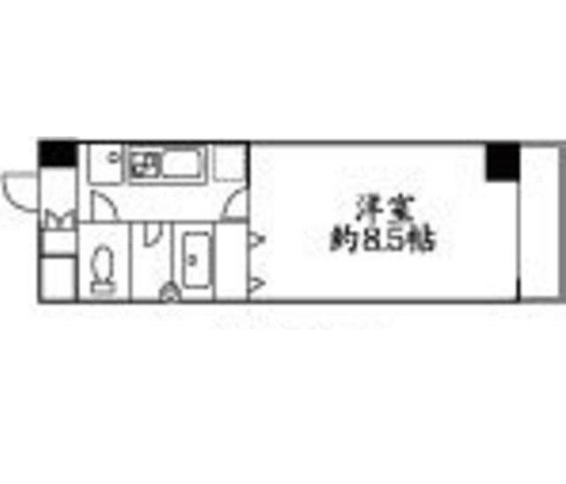 ヒューリックレジデンス参宮橋604号室