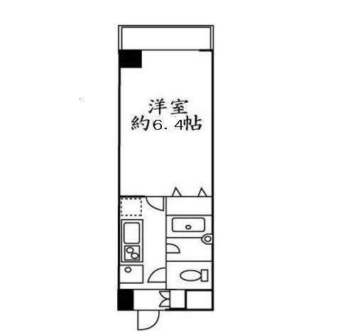 ヒューリックレジデンス参宮橋804号室