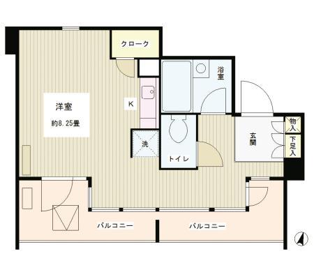 ヒルルク・ナカムラ403号室