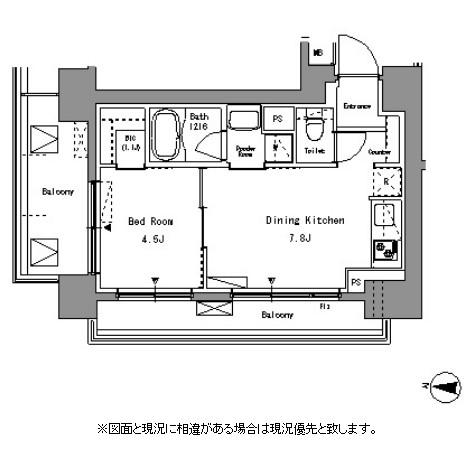パークアクシス錦糸町1101号室