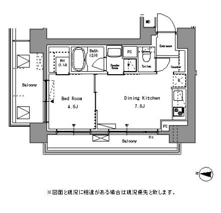 パークアクシス錦糸町1401号室