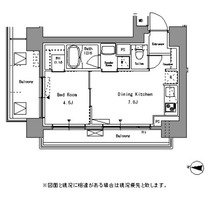 パークアクシス錦糸町901号室