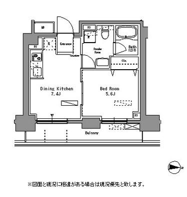 パークアクシス錦糸町904号室