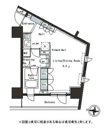 パークアクシス本郷の杜1104号室
