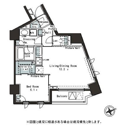 パークアクシス本郷の杜1205号室