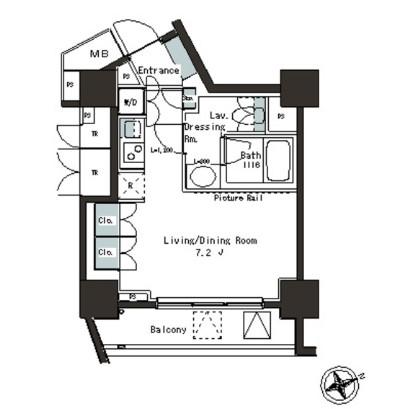 パークアクシス本郷の杜307号室