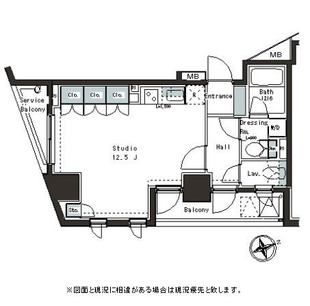 パークアクシス本郷の杜805号室
