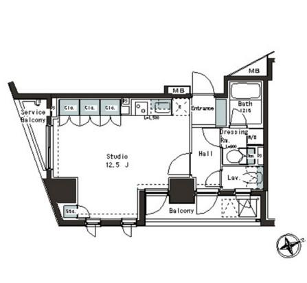 パークアクシス本郷の杜905号室