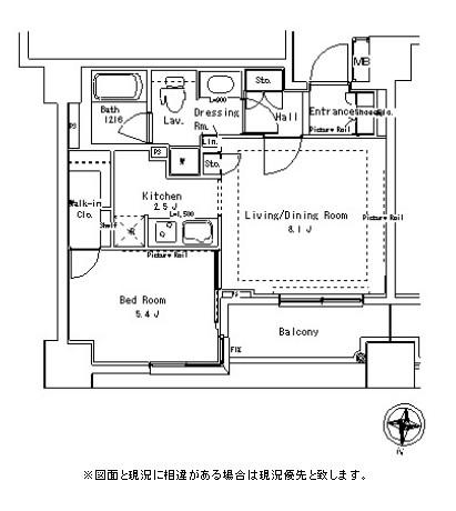 パークアクシス御茶ノ水ステージ1415号室