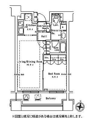 パークアクシス御茶ノ水ステージ1506号室
