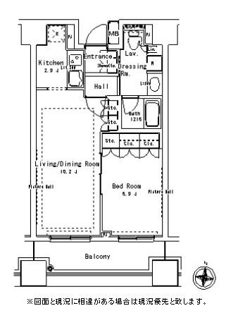 パークアクシス御茶ノ水ステージ404号室