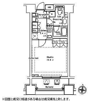 パークアクシス御茶ノ水ステージ907号室