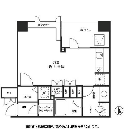 レジディア文京湯島401号室