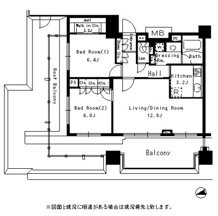 パークアクシス文京ステージ1101号室