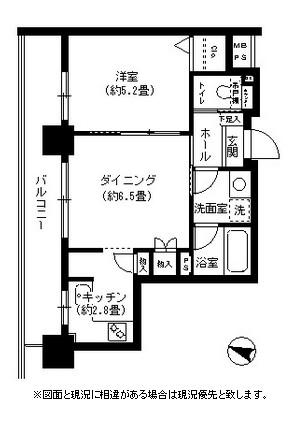 クリオ文京小石川406号室