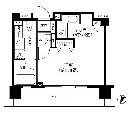 クリオ文京小石川606号室