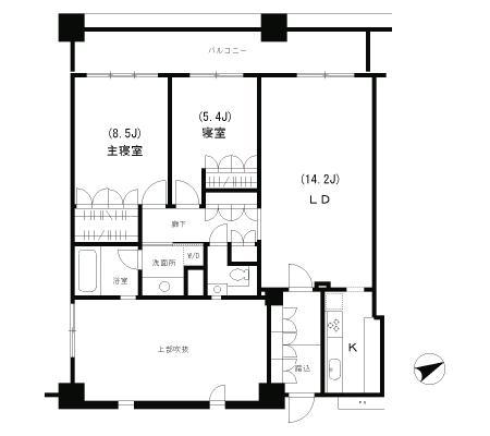 ガーデンプラザ後楽1109号室