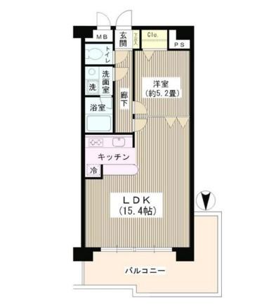 コアシティ中野坂上501号室
