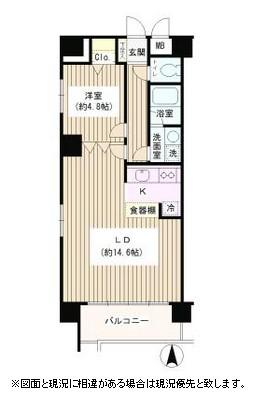 コアシティ中野坂上605号室