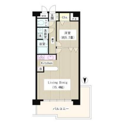コアシティ中野坂上901号室