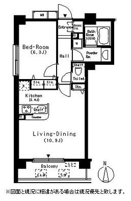 クラッサ中野204号室