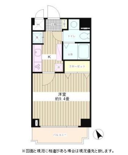 ラフィネ築地502号室