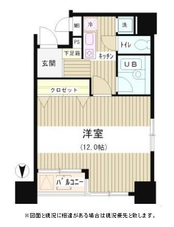 アクアコート301号室
