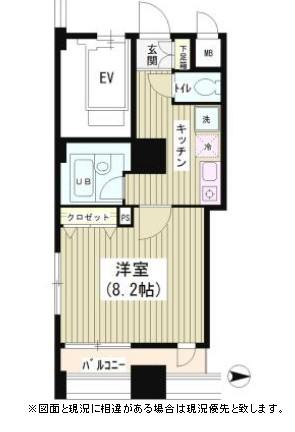 アクアコート306号室