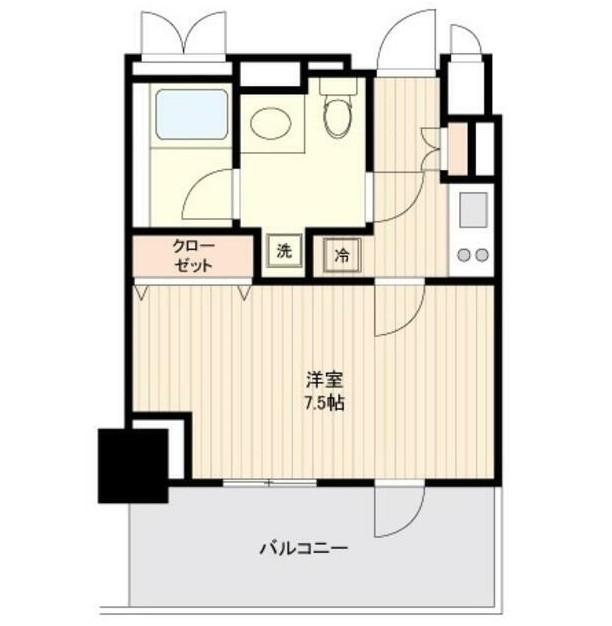 ドゥーエ幡ヶ谷1202号室