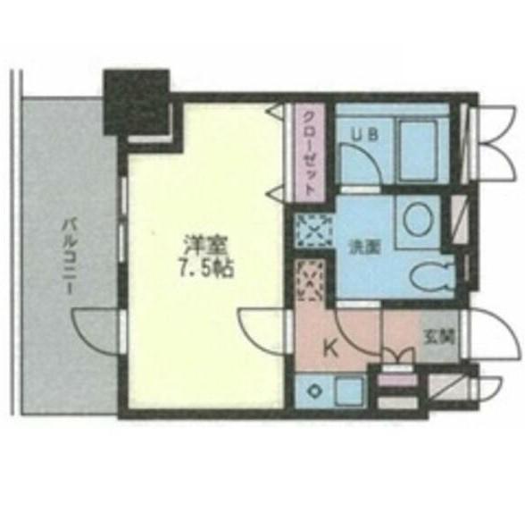 ドゥーエ幡ヶ谷1203号室