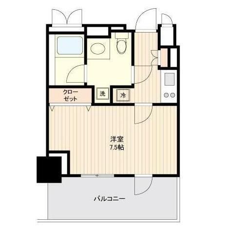 ドゥーエ幡ヶ谷402号室