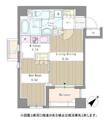 リベルテ月島211号室