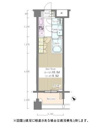 グレースレジデンス東京404号室