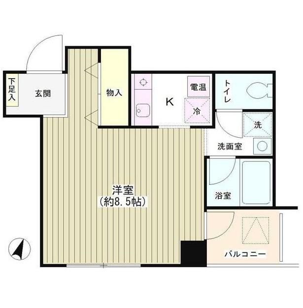 TKR神田多町303号室