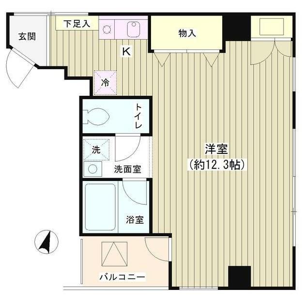 TKR神田多町604号室