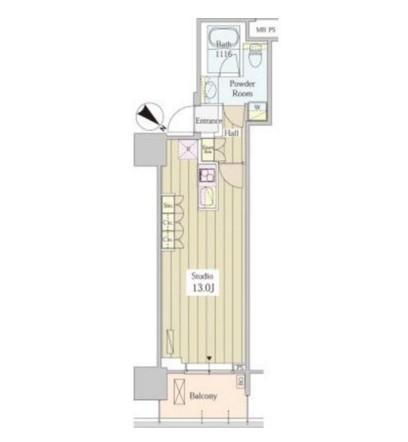 ユニゾンタワー1410号室