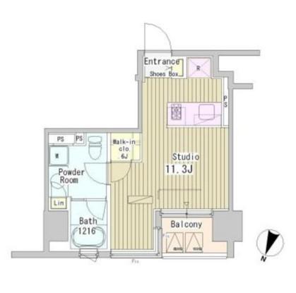 アーバンキューブ九段南503号室