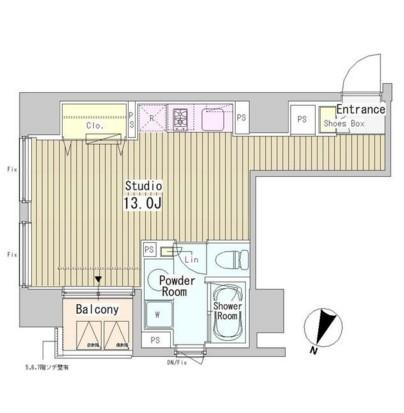 アーバンキューブ九段南604号室