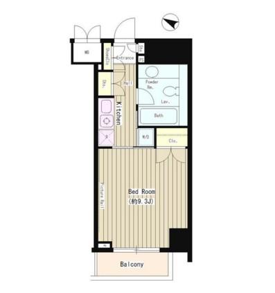 N35 EAST1008号室